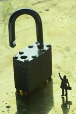 lock (c)2006 Jupiterimages Corp.